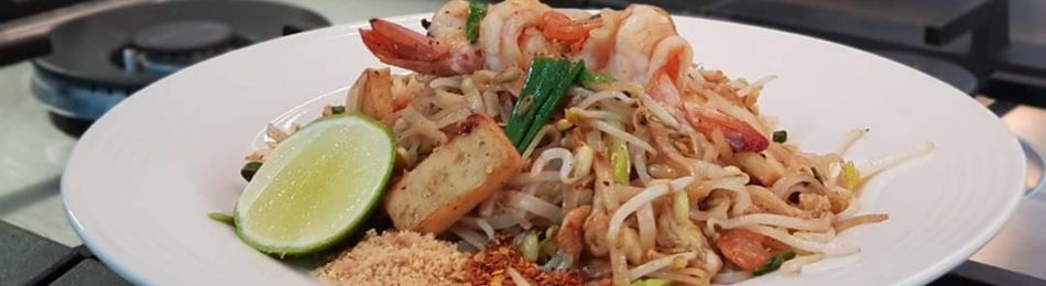 Pad Thai King Prawn